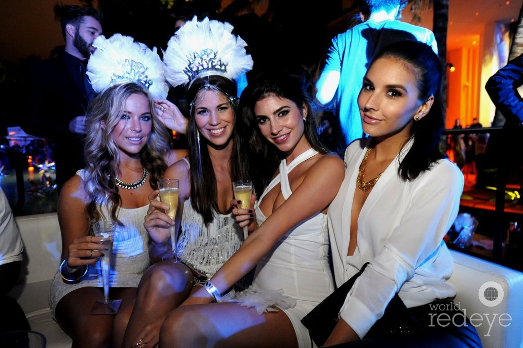 Party in SouthBeach at WSobe
